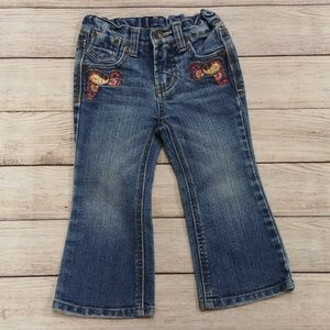 Cherokee Embroidered Jeans